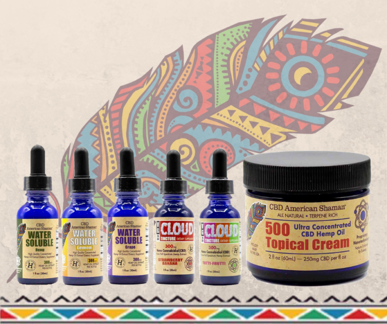 American Shaman Water Soluble and Topical Cream